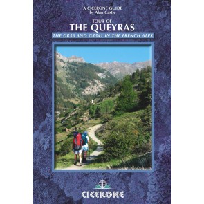 Tour of the Queyras - The GR58 and GR541