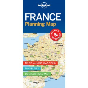 France Planning Map