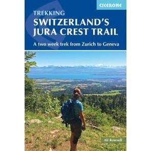Trekking Switzerland's Jura Crest Trail - A two week trek