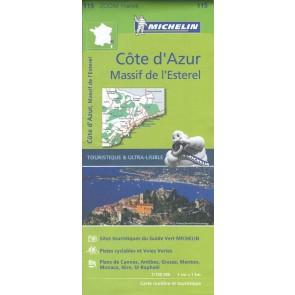 Cote d'Azur - Massif de l'Esterel