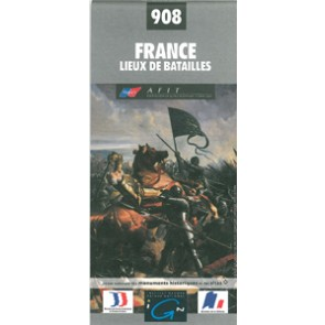 France Lieux de Batailles