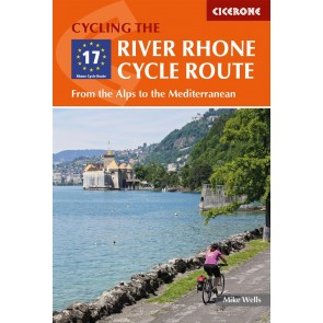 Cycling The River Rhone Cycle Route - From the Alps