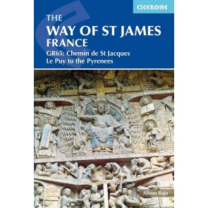The Way of St. James  France - Volume 1: Le Puy to the Pyren
