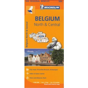 Belgium North & Central