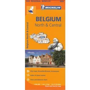 Belgium North & Central