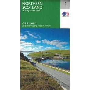 Northern Scotland, Orkney & Shetland