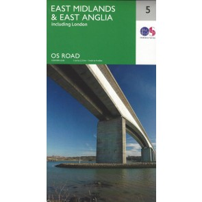 East Midlands & East Anglia, incl. London