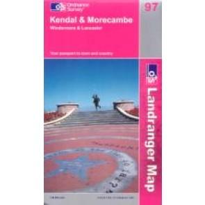 Kendal, Morecambe, Windermere & Lancaster