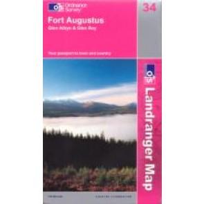 Fort Augustus, Glen Roy & Glen Moriston