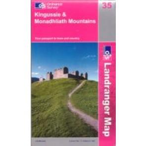 Kingussie & Monadhliath Mountains