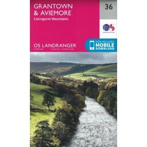 Grantown, Aviemore & Cairngorm Mountains
