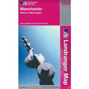 Manchester, Bolton & Warrington