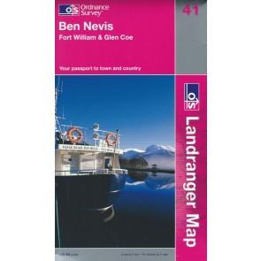 Ben Nevis, Fort William & Glen Coe
