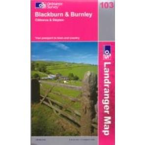 Blackburn & Burnley, Clitheroe & Skiptin