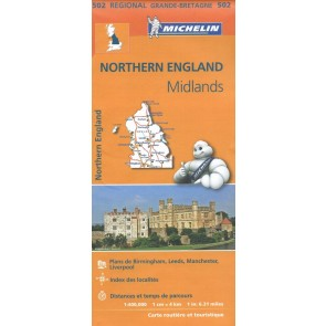 Northern England, The Midlands