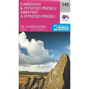 Cardigan & Myrnydd Preseli
