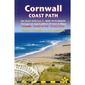 Cornwall Coast Path: Bude to Plymouth