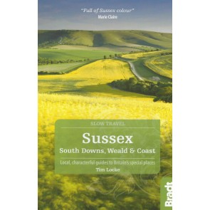 Sussex, South Downs, Weald & Coast