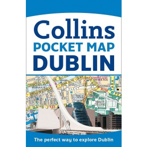 Collins Pocket Map Dublin