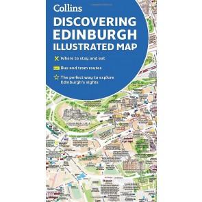 Edinburgh Illustrated Map