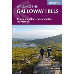 Walking the Galloway Hills - 35 wild mountain malkes incl. M