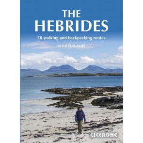 The Hebrides - 50 walking and backpacking routes