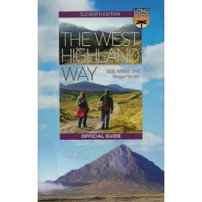The West Highland Way - kort