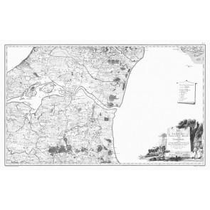 Jylland Nordøst - Videnskabernes Selskabs kort