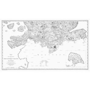 Slesvig Syd - Videnskabernes Selskabs kort