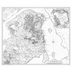 Sjælland Nordøst - Videnskabernes Selskabs kort