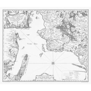 Sjælland Sydvest - Videnskabernes Selskabs kort