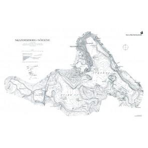 Skanderborg sø, indsø