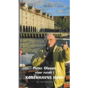 Peters Olesen viser rundt i Københavns Havn