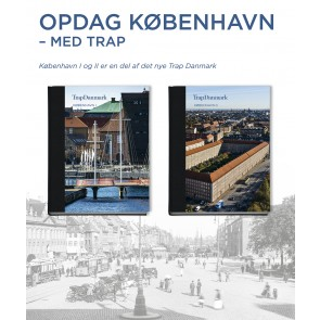 Trap Danmark - København I og II (sampak)