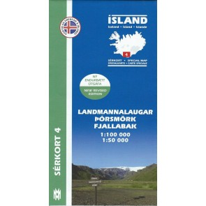 Landmannalaugar, Porsmörk, Fjallabak