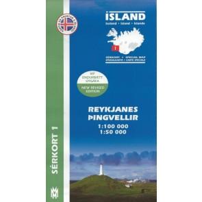 Reykjanes - Pingvellir