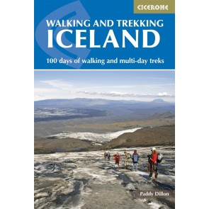 Walking and Trekking in Iceland - 100 days of walking
