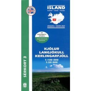 Kjölur - Langjökull - Kerlingarfjöll