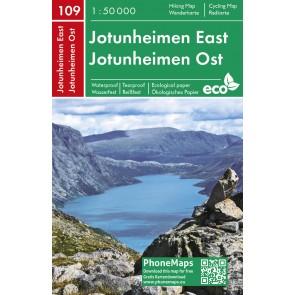 Jotunheimen East