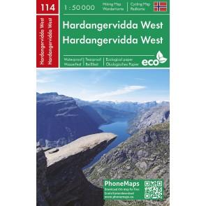 Hardangervidda West