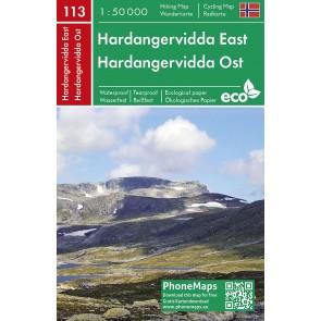 Hardangervidda East