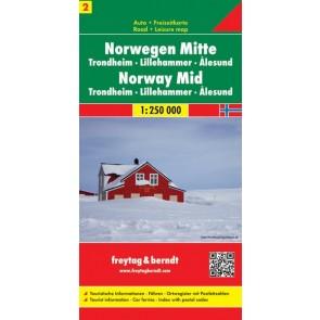 Norway Mid (Trondheim-Lilehammer-Ålesund)