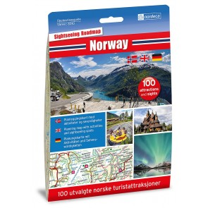 Norway/Norge - 100 attractions and sights
