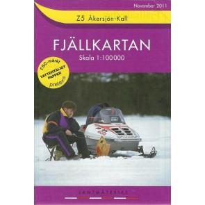 Z5 Åkersjön-Kall