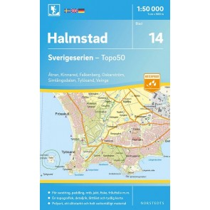 14 Halmstad Sverigeserien