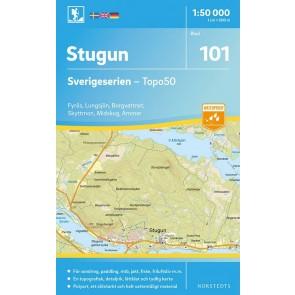 101 Stugun Sverigeserien