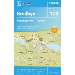 103 Bredbyn Sverigeserien