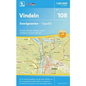 108 Vindeln Sverigeserien