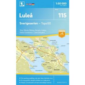 115 Luleå Sverigeserien