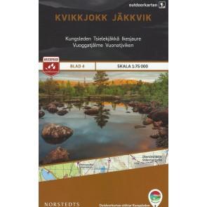 Kvikkjokk-Jäkkvik